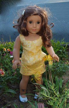 18 inch Dolls Clothes American Girl Doll by AbygailElizabeth, $10.25