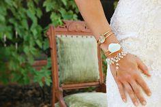 Handmade boho jewelry for brides and bridesmaids.  www.joydraveckyjewelry.com