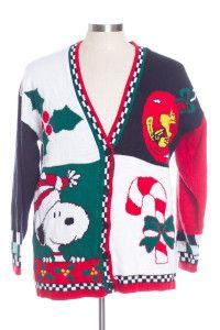 Multicolor Ugly Christmas Cardigan 30889