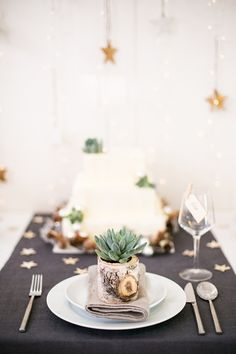 styled shoot: oh starry night {christmas inspiration}