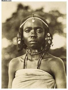 Eritrea- Eritrean woman from Barentu African History, Women In History, Black History, Tribal Hair, Eritrean, Beauty Around The World, Before Us, African Hairstyles, African Women