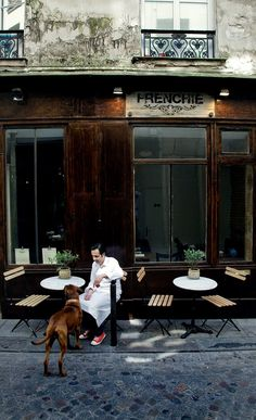 """2nd arrondissement""""At Frenchie, down the narrow rue du Nil, not far from Les Halles, chef Gregory Marchand serves inventive dishes inspired by organic ingredients."""" —""""The French Culinary Scene Today""""Restaurant Info: Frenchie"""