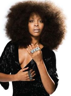 Erica Abi Wright, better known by her stage name Erykah Badu, is a Grammy Award-winning American singer-songwriter, record producer, activist and actress. Her work includes elements from R, hip hop and jazz. Wikipedia  Born: February 26, 1971 (age 41), Dallas  Albums: New Amerykah, Part Two (Return of the Ankh), Baduizm, The Kabah, More  Children: Seven Sirius Benjamin, Puma Badu  Music groups: Soulquarians, Black Rock Coalition