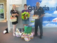 Easter Eggs collected for the kids at Starship Children's Hospital