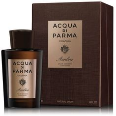 Acqua Di Parma Colonia Ambra Eau de Cologne 180ml ($285) ❤ liked on Polyvore featuring beauty products, fragrance, citrus fragrances, acqua di parma, acqua di parma perfume, eau de cologne and cologne fragrance