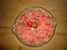 Today's Daniel Fast Recipe: Strawberry Pie