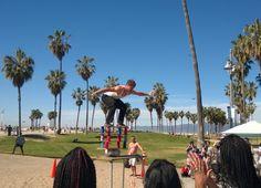 Venice Beach http://meriharakka.net/2015/02/15/los-angeles-pikakelauksella/