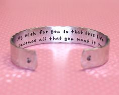 Graduation / Promotion / Goodbye Gift  My wish for by KorenaLoves, $25.00