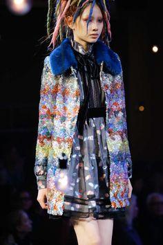 Close-Up / Marc Jacobs / New York / Frühjahr 2017 / Kollektionen / Fashion Shows / Vogue