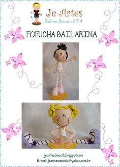 PAP FOFUCHA BAILARINA CON MOLDE! y video
