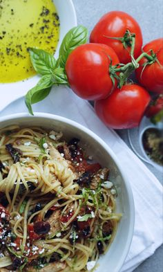Mediterranean Recipes, Penne Pasta Salads and Mediterranean Pasta