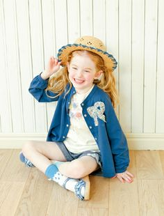 Pom Ponette SS 2014 Cute Babies, Baby Kids, Kids Outfits, Cute Outfits, Baby Girl Photos, 1 Girl, Beautiful Children, Little Princess, Kids Fashion