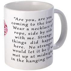 63de4a59e Hunger Games Hanging Tree Mugs on #Hunger Games #Hunger Games Gifts and  Clothing #