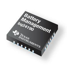 Ahora, ingenieros de Texas Instruments han trabajado en esto, logrando desarrollar un nuevo chip que reduce el tiempo de recarga de celulares o tablets hasta a la mitad. http://gabatek.com/2013/04/02/tecnologia/nuevo-chip-texas-instruments-reducetiempo-recarga-celulares-mitad/