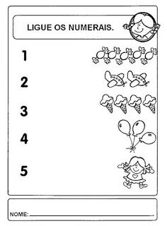 Atividades Escolares: ATIVIDADES CONJUNTOS COM NUMERAIS ANIMAIS OBJETOS… Shape Worksheets For Preschool, Preschool Learning Activities, Kids Learning, Primary Maths, Primary School, Calendar Worksheets, Numbers Kindergarten, Math For Kids, Gabriel