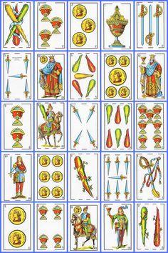 Cartón pokino 7 #pokino #poquino #cartas #baraja #barajaEspañola