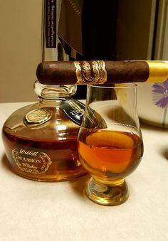 Oh, the joys of a good pairing. #cigarlife #fuentefriday #cigars #womensmoketoo