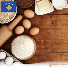As one of the top wheat flour importers, Haiti's import amount continues to grow after 2012. #TurkishFlour