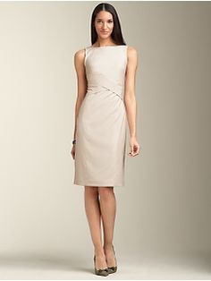 Another dress from Talbots that I would buy for work.