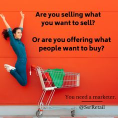 Offer people what they want and need and you don't need to sell. #retail #sales #marketing #retailmarketing Value Proposition, Customer Experience, Retail, Marketing, Business, People, Things To Sell, Store, Business Illustration