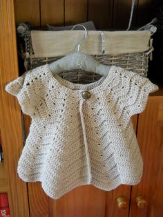 Ravelry: Crochet Baby Set #106 pattern by Nell Armstrong