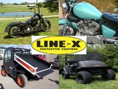 Line-X moto-toys