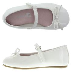 Girls SmartfitGirls' Toddler Fiona Ballet Flat $14.99  starts at size 5