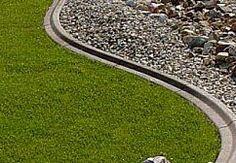 Utah Mow Strip Curbs