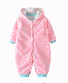8a6ab8016714 2018 spring autumn Warm baby girl boy Snowsuit down cotton baby ...