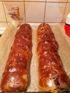 Medový závin - plnený medovník - recept | Varecha.sk