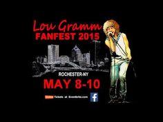 LOU GRAMM FANFEST 2015