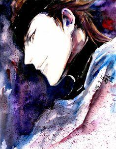 Aizen Sosuke | Bleach | ♤ Anime ♤