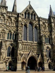 Salisbury Cathedral, England, UK
