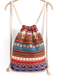 To find out about the Khaki Tribal Print Backpack at SHEIN, part of our latest Backpack ready to shop online today! Hippie Backpack, Diy Backpack, Diy Handbag, Diy Purse, Leggings And Heels, Tribal Leggings, Black Leggings, Mochila Hippie, Diy Bags Purses