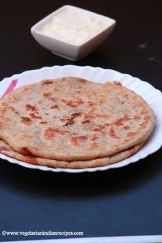 Onion paratha recipe - easy and tasty paratha recipe - also called as pyaz ka paratha