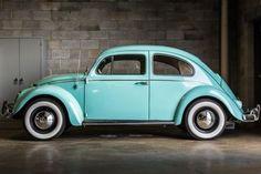 1961 Volkswagen Beetle - Classic photo #classicvolkswagenbeetle #volkswagenclassiccars