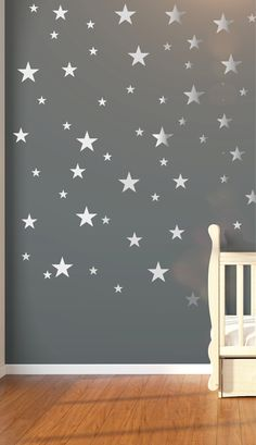 Wall Decal Wall Sticker Nursery Art Gold Wall Decals Wall Pattern   Little  Hearts | Pinterest | Wall Decals, Gold Walls And Nursery Art