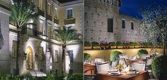 Hotel Capo d'Africa. Actually located in Rome.
