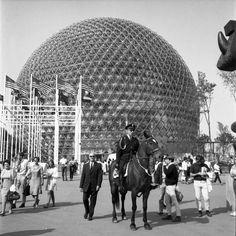 US Pavilion, Expo '67 Montreal