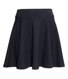 Ladies | Skirts | H&M US Circle Skirt Wide Waist Band $12.99 *Have in M, love, super comfy wide waist band but SHORT, must wear tights*