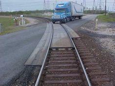 Century lagless grade crossing system | railroad grade crossing ...