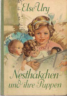 Else Ury (* 1. November 1877 in Berlin; † 13. Januar 1943 im Konzentrationslager Auschwitz) war eine deutsche Schriftstellerin und Kinderbuchautorin. Ihre bekannteste Figur ist die blonde Arzttochter Annemarie Braun, deren Leben sie in den insgesamt zehn Bänden der Reihe Nesthäkchen erzählt.