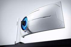 Futurnex: Samsung Odyssey G9 es un monitor de videojuegos con una curvatura 1000R Mobile News, Monitor, Tv Samsung, Samsung Galaxy, Visualisation, Human Eye, Alienware, 49er, Cool Stuff