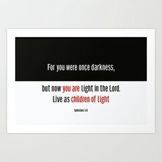 Children of Light Art Print by Peter Gross - $20.00