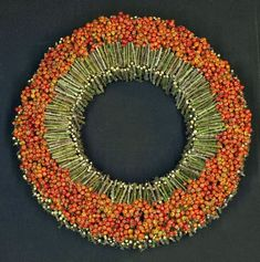 Wood Wreath, Diy Wreath, Autumn Wreaths, Holiday Wreaths, Corona Floral, Funeral Flowers, Fall Flowers, Summer Wreath, How To Make Wreaths
