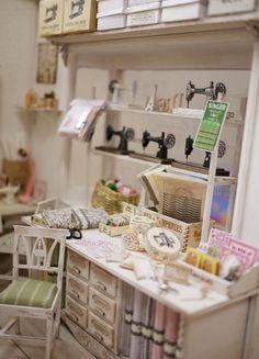Hayaty's room  - Mini sewing
