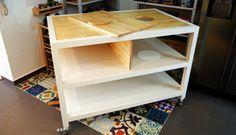 Bookcase, Shelves, Table, Furniture, Home Decor, Shelving, Homemade Home Decor, Book Shelves, Shelf