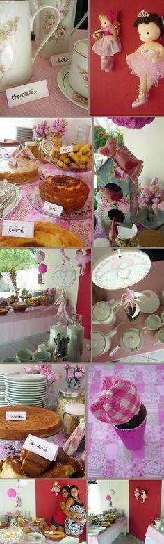 Chá de fraldas by Katita