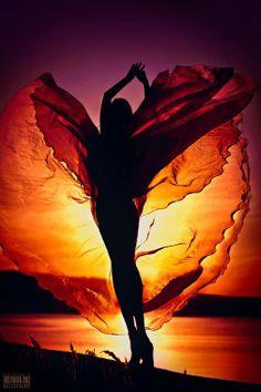 Sun Dance via Google+ #dance #art @hpman