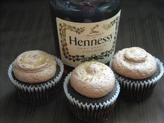 Hennessy cupcakes?